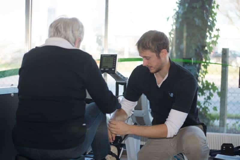 Aarhus Rygklinik har professionelle fysioterapihold. Vi tilbyder alt fra lungehold, hovedpine, nakkehold, ryghold