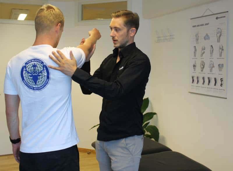 Genoptræning efter smerter og skader kræver den rette sparingspartner i fysioterapi. Århus Rygklinik er en specialistklinik i centrum af Århus.