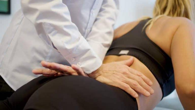 Fysioterapiklinik i hjertet af Aarhus