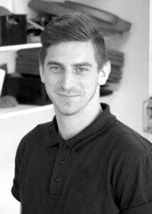 Fysioterapeut kandidat i muskuloskeletal fysioterapi, Jakob Leth Mathiessen fra Aarhus Rygklinik