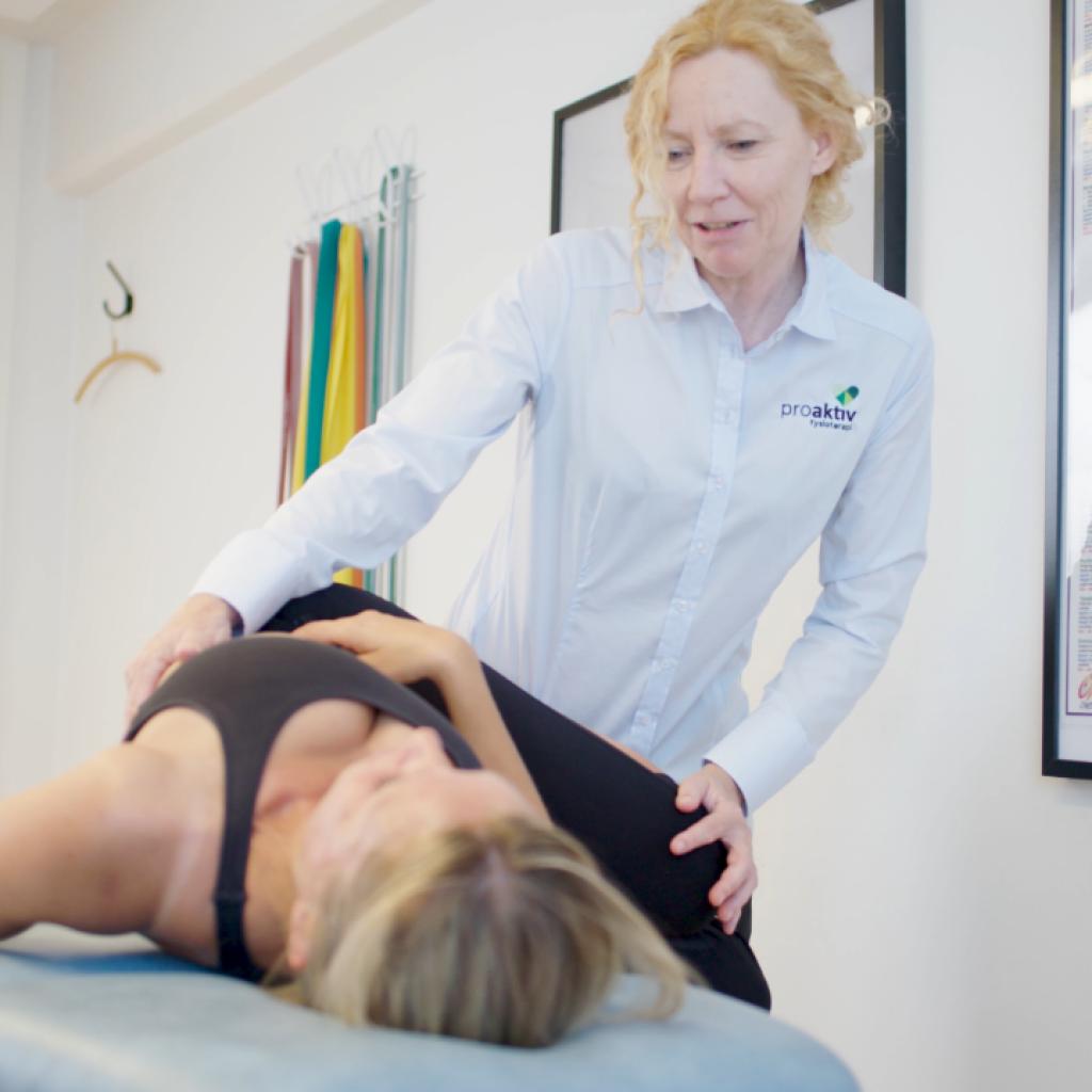 Behandling af rygsmerter i Århus hos Aarhus Rygklinik